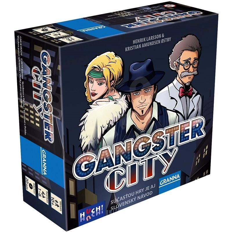 Granna Gangster City - Společenská hra