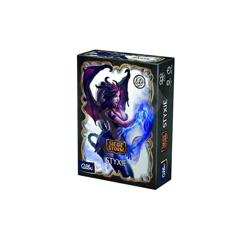 Siegestorm - Styxie - Karetní hra