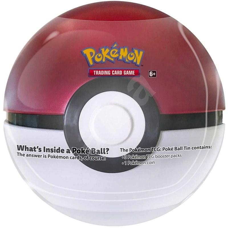 Pokémon: 2019 AW Poké Ball Pokeball - Karetní hra