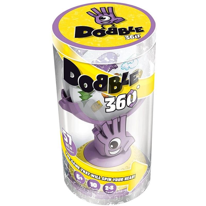 Dobble 360° - Karetní hra