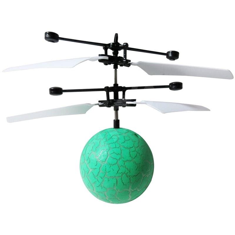 Vrtulníková koule s LED - RC model
