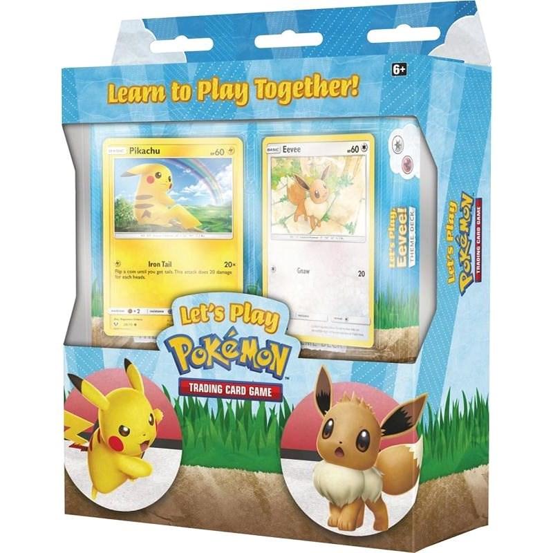 Pokémon TCG: Let's Play Pokémon TCG EN - Karetní hra