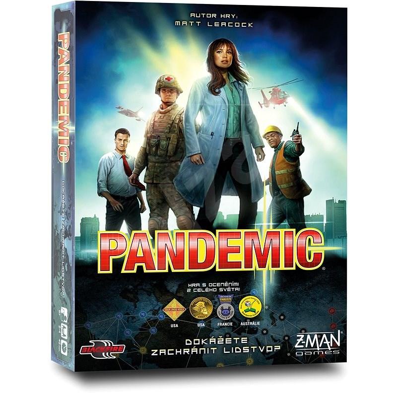 Pandemic - Společenská hra