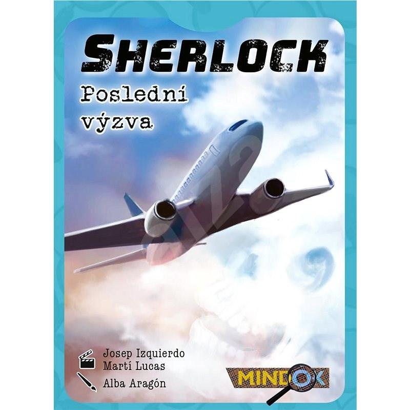 Sherlock 1: Poslední výzva - Společenská hra