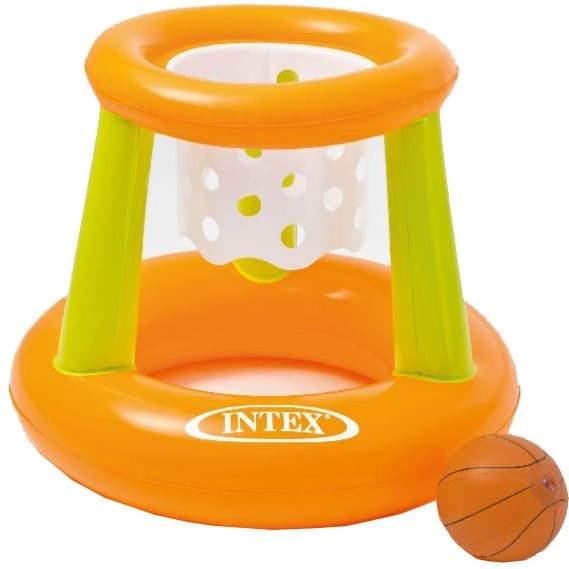 Intex Basketbalový koš plovací - Nafukovací atrakce