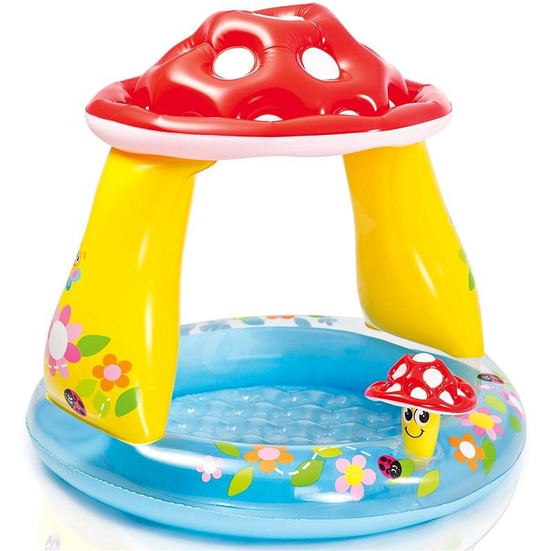 Intex Bazének dětský Muchomůrka - Nafukovací bazén
