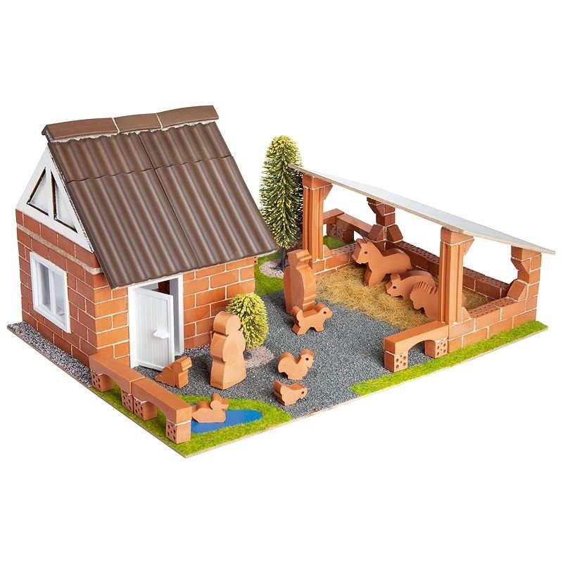 Teifoc - Farma - Stavebnice