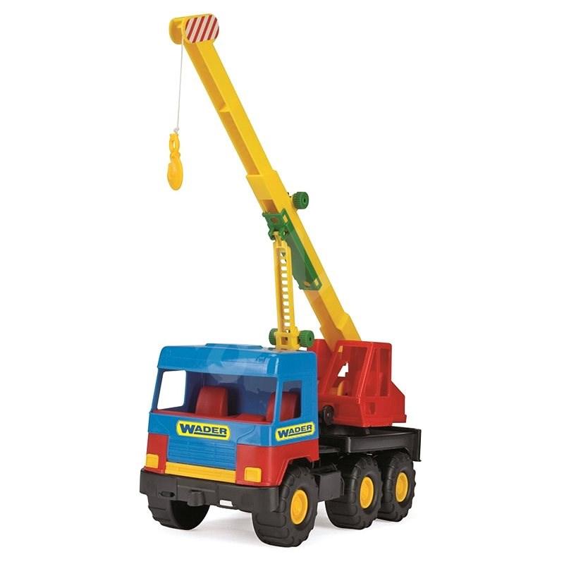 Wader Middle Truck  jeřáb  - Auto
