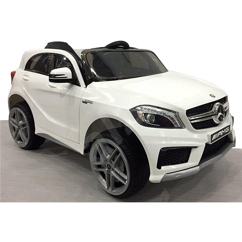 Mercedes-Benz A 45 AMG bílý - Dětské elektrické auto