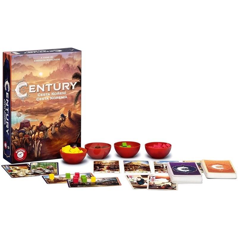 Century I. - Cesta koření - Strategická hra