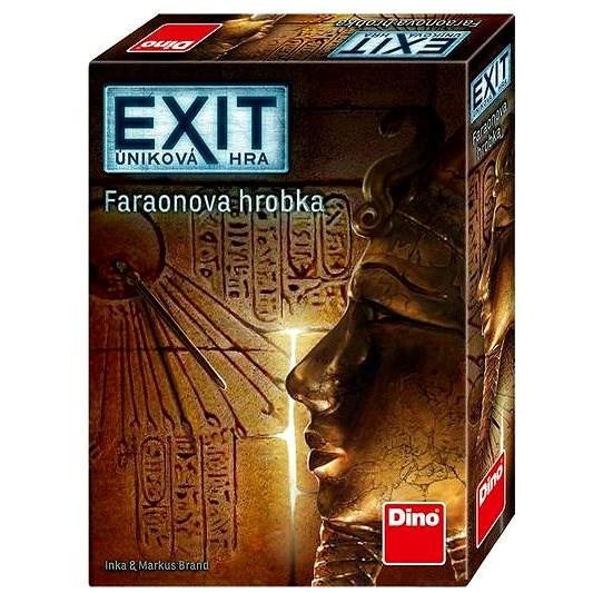 Úniková Hra: Faraonova Hrobka - Párty hra