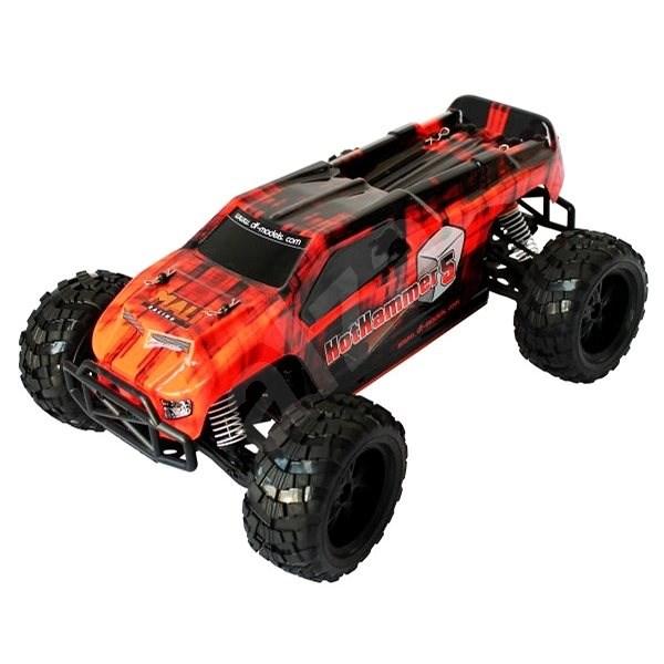 DF Models Hot Hammer 5 - RC auto na dálkové ovládání
