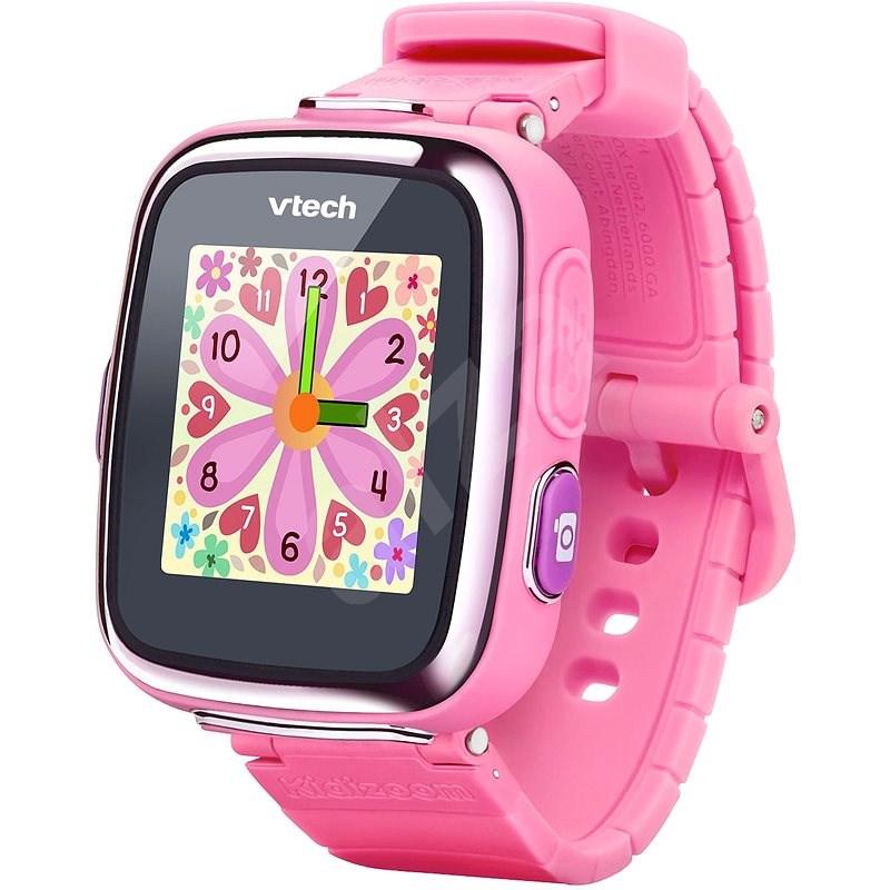VTech Kidizoom Smart Watch DX7 - růžové - Dětské hodinky