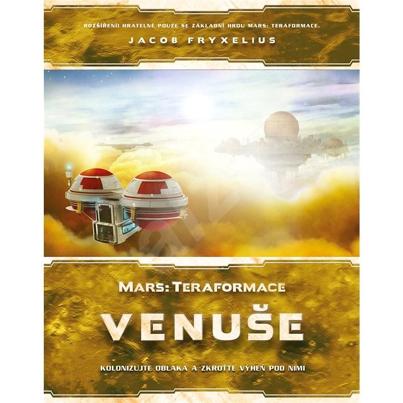Mars: Teraformace – Venuše - Rozšíření společenské hry