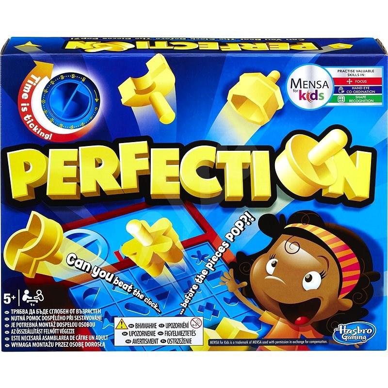 Perfection - Společenská hra