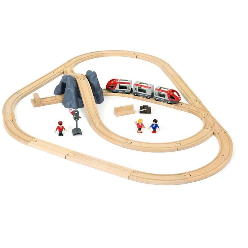 Brio World 33773 Železniční startovací sada - Stavebnice