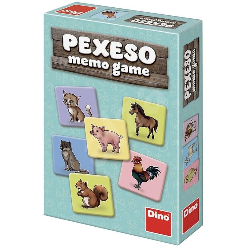 Zvířátka   - Pexeso