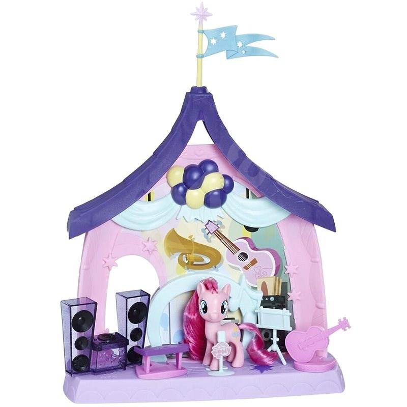 My Little Pony hrací set s Pinkie Pie 2v1 - Figurka