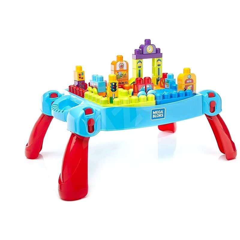 Mega Bloks Pracovna malého stavitele - Stavebnice