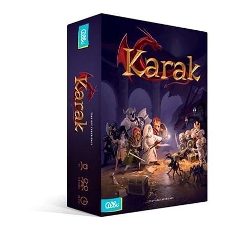 Karak - Společenská hra