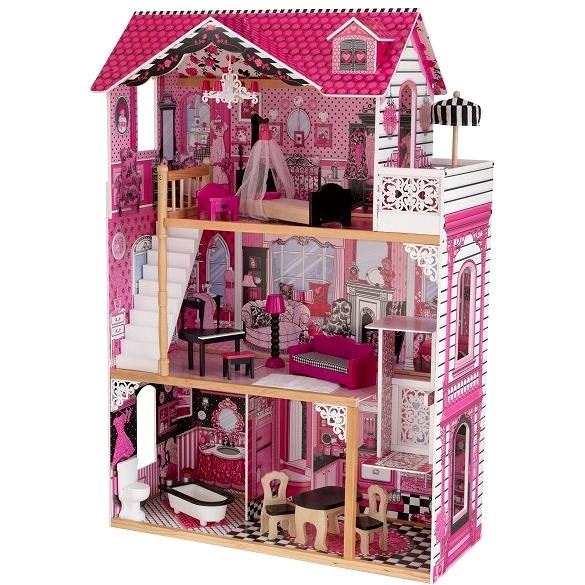 KidKraft Domeček Amelia - Domeček pro panenky