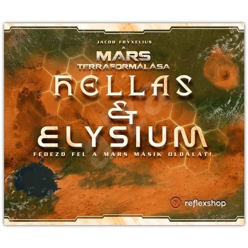 Mars: Teraformace – Hellas & Elysium - Rozšíření společenské hry