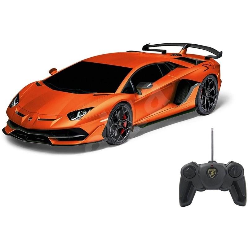 Jamara Lamborghini Aventador SVJ 1:24 orange 27MHz  - RC auto na dálkové ovládání