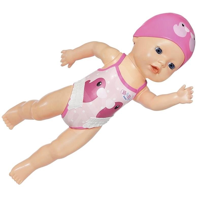 BABY born My First Plaváček - Panenka