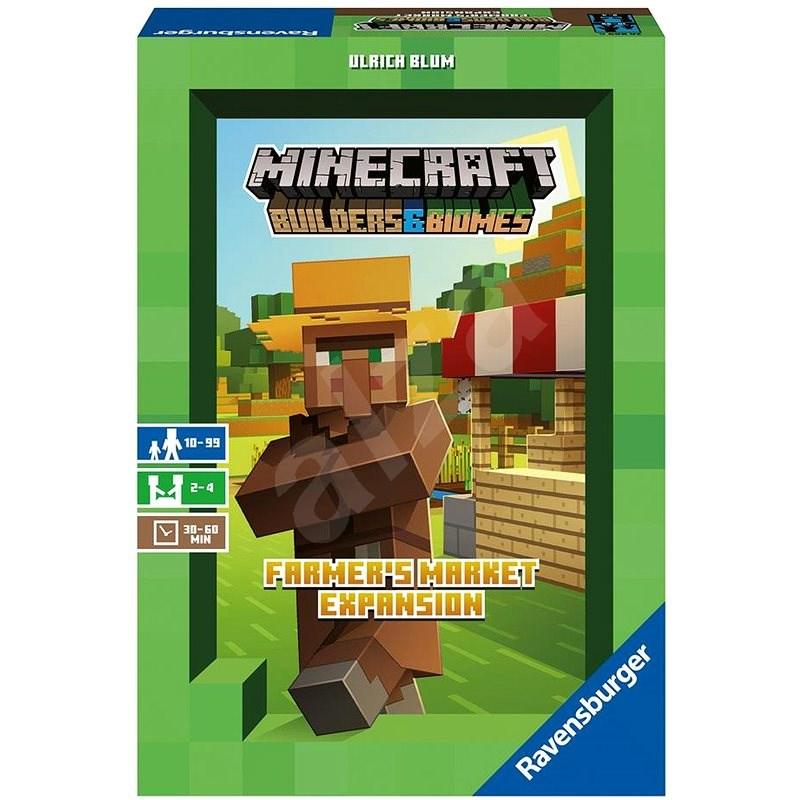 Minecraft: Farmer's Market - rozšíření  - Desková hra