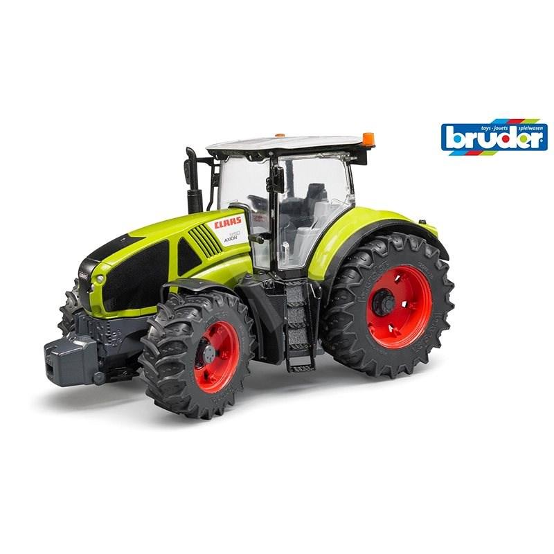 Bruder Farm - Claas Axion 950 traktor - Auto