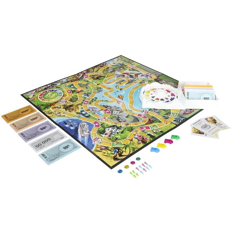 Game of Life CZSK - Společenská hra