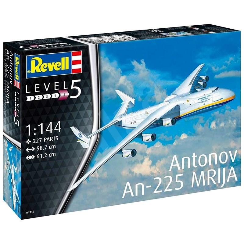 Plastic ModelKit letadlo 04958 - Antonov An-225 Mrija - Model letadla