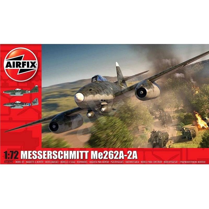 Classic Kit letadlo A03090 - Messerschmitt Me262A-2A - Model letadla