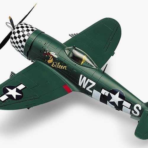 """Model Kit letadlo 12474 - P-47D """"Eileen"""" - Model letadla"""