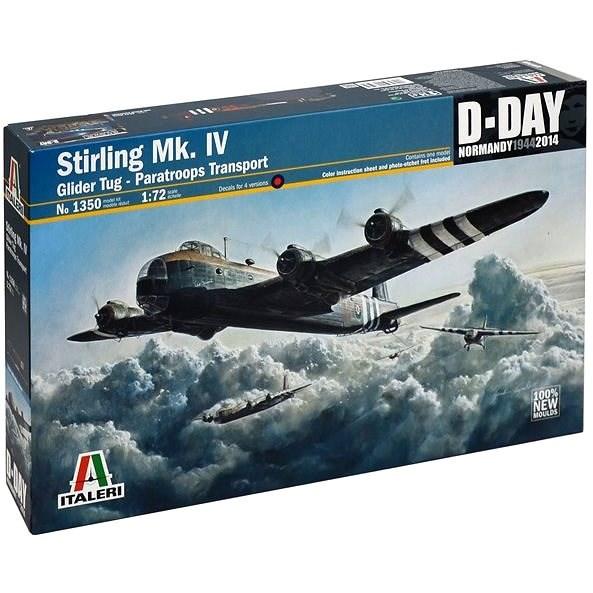 Model Kit letadlo 1350 - Stirling Mk.Iv Glidertug / Par.Transp. - Model letadla