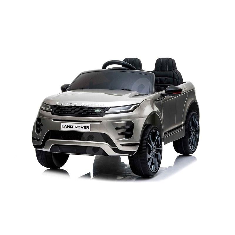 Range Rover Evoque, šedé lakované - Dětské elektrické auto