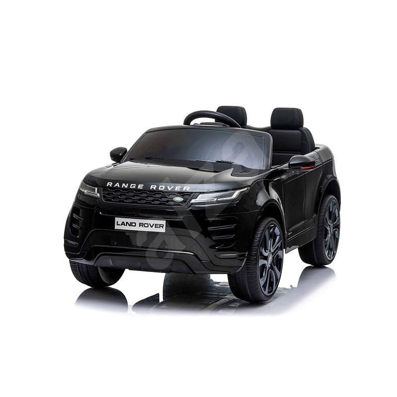Range Rover Evoque, černé - Dětské elektrické auto
