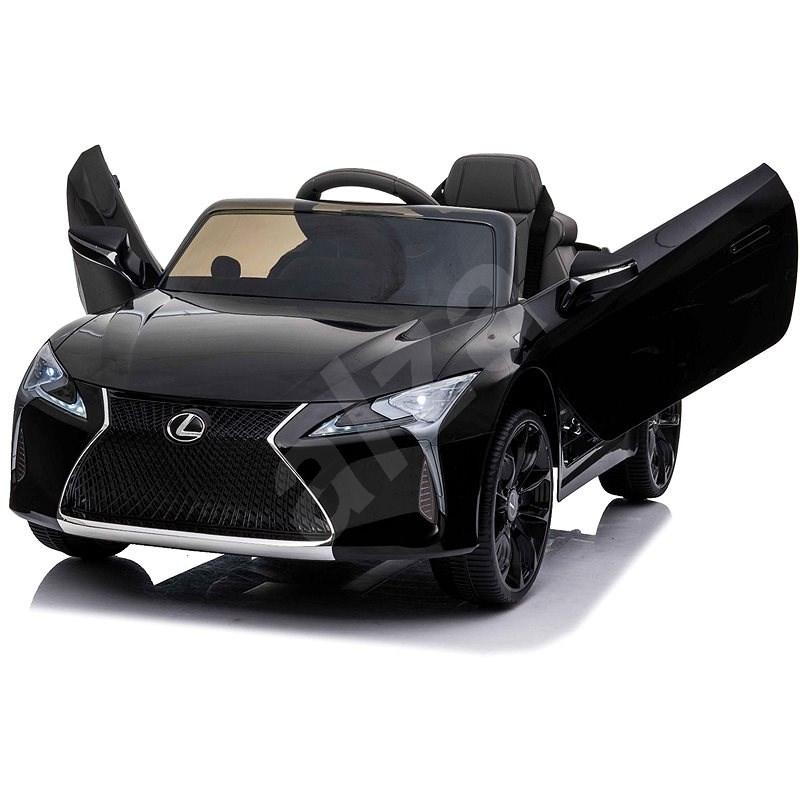Lexus LC500, černé - Dětské elektrické auto