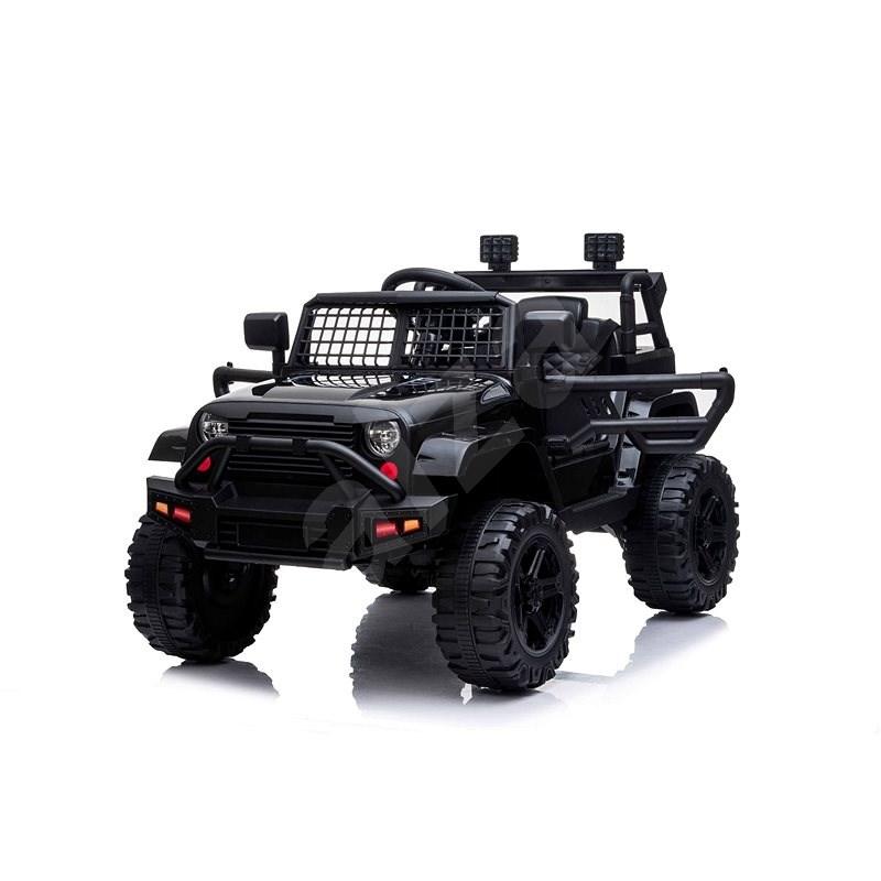OFFROAD, černé - Dětské elektrické auto
