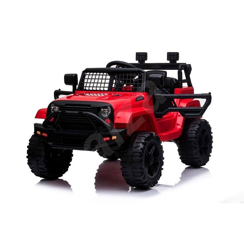 OFFROAD, červené - Dětské elektrické auto