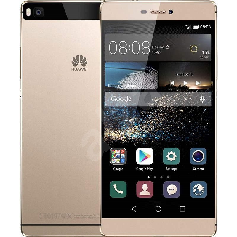 HUAWEI P8 Premium Gold Dual SIM - Mobilní telefon