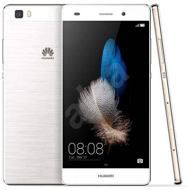 HUAWEI P8 Lite White Dual SIM  - Mobilní telefon