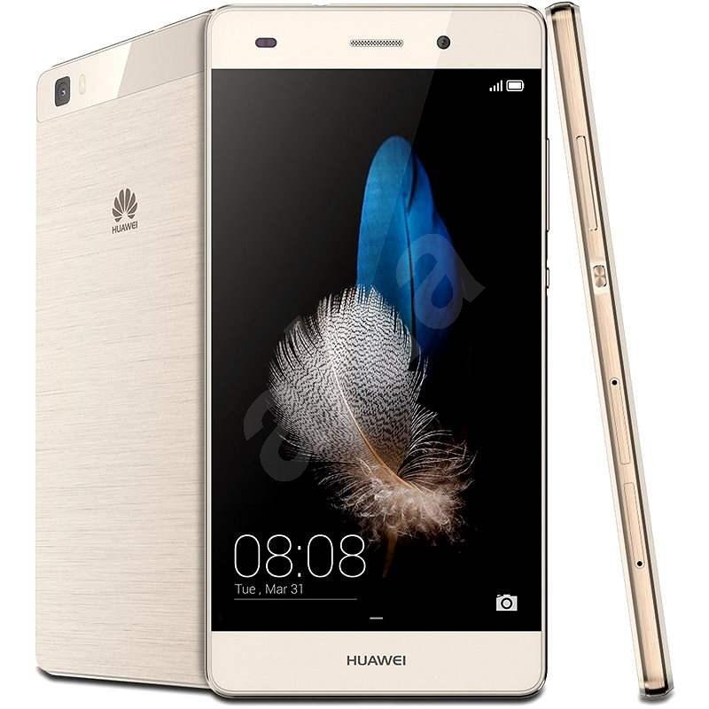 HUAWEI P8 Lite Gold Dual SIM  - Mobilní telefon