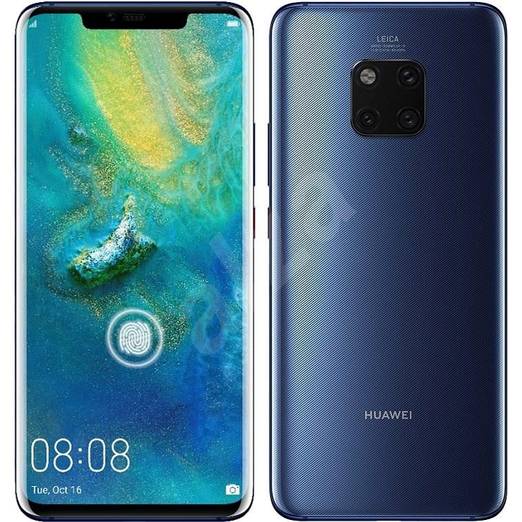 HUAWEI Mate 20 Pro modrá - Mobilní telefon