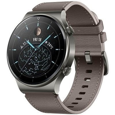 Huawei Watch GT 2 Pro 46 mm Classic Nebula Gray - Chytré hodinky