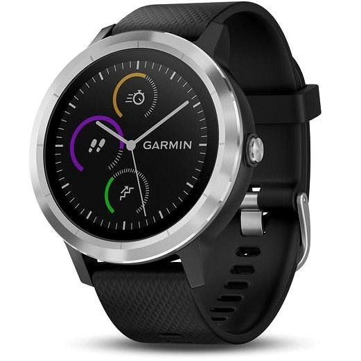Garmin vívoactive 3 Black Silver - Chytré hodinky