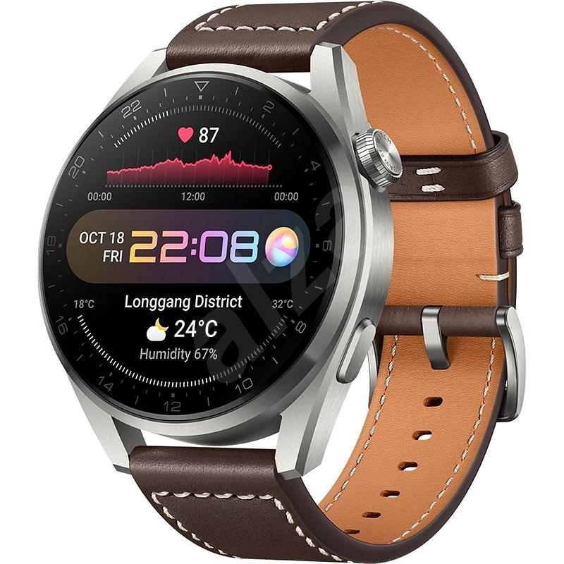 Huawei Watch 3 Pro - Chytré hodinky