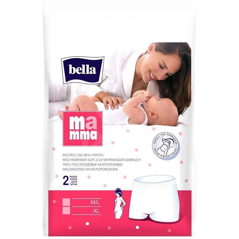 BELLA Mamma XL (2 ks) - Poporodní kalhotky