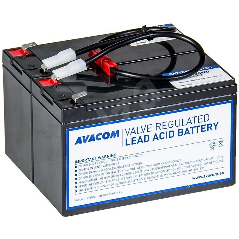 Avacom náhrada za RBC109 - baterie pro UPS - Nabíjecí baterie