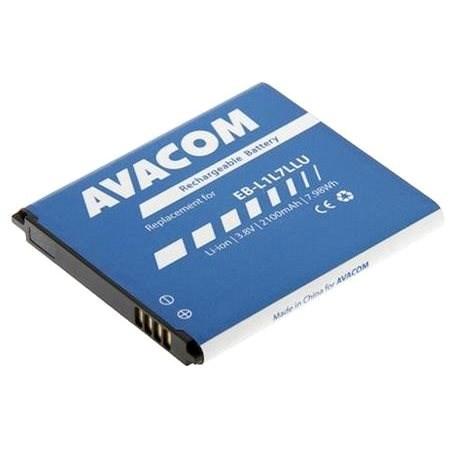 Avacom pro Samsung I9260 Galaxy Premier Li-Ion 3,8V 2100mAh (náhrada EB-L1L7LLU) - Baterie pro mobilní telefon